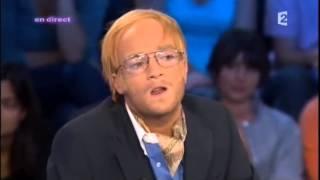 Jonathan Lambert & François-Xavier Demaison - On n'est pas couché 11 octobre 2008 #ONPC