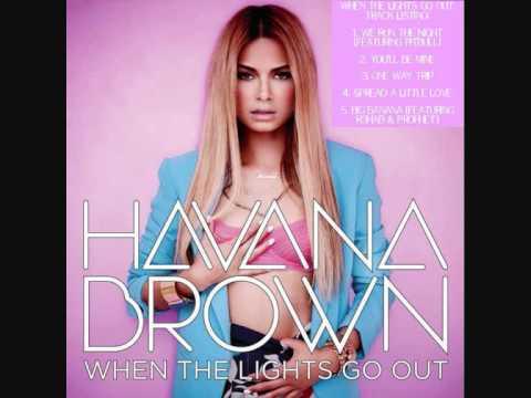 Havana Brown Big Banana Feat. R3hab & Prophet [Preview]