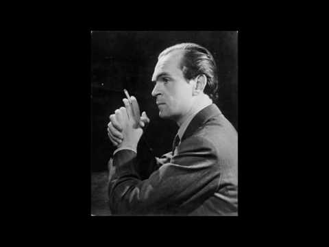Witold Małcużyński plays Chopin • Scherzo in B Flat Minor, Op. 31