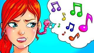 Ecco Perché le Canzoni ti Rimangono in Testa