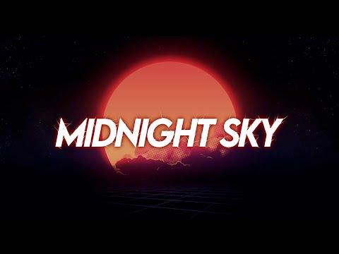 Besomage, Gloria Kim & BRAN - Midnight Sky mp3 indir