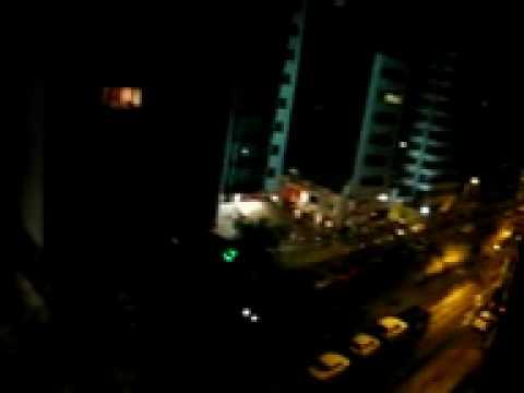 Ruido a la media noche. Plaza Kendo Quito
