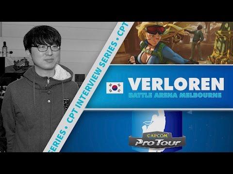 SFV: CPT Interview Series - Verloren (Battle Arena Melbourne 9)