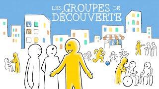 Les Groupes de Découverte !