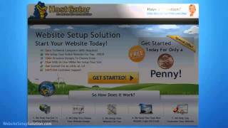 Build Your Own Website - Let Us Setup Your Website For You!