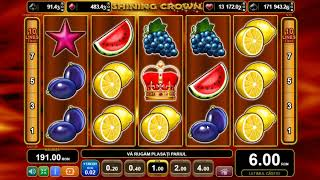 20 SUPER HOT PROFIT 300 LEI  SI SHINING CROWN  NETBET EP.290