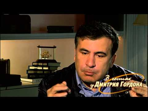 Саакашвили о референдуме в Крыму: Люди не понимают, куда они суются