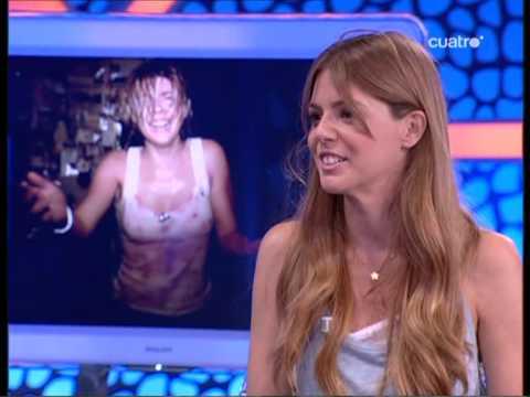 HORMIGUERO: Manuela Velasco la de Rec  22 09 09