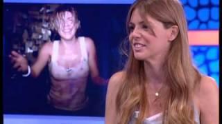 HORMIGUERO: Manuela Velasco la de Rec  (22 /09/ 09)