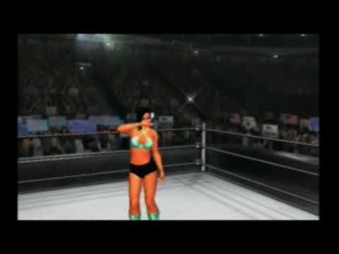 WWE DAY OF RECKONING FEMALE WRESTLING