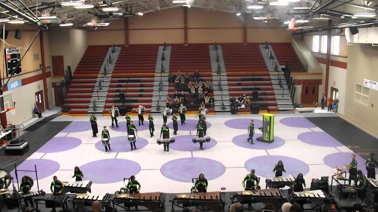 Biloxi High School Indoor Show 3 7 15 At Dutchtown Hs Youtube