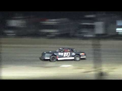 Street Stock B Feature at Crystal Motor Speedway, Michigan on 06-10-2017