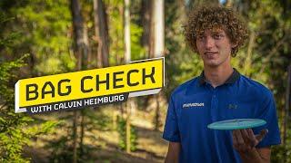 Bag Check: Calvin Heimburg 2021 In-the-Bag