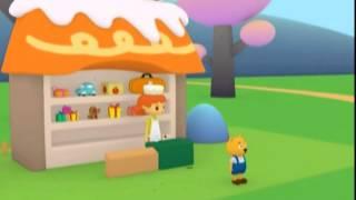 Развивающий мультфильм - Руби и Йо-Йо - Настоящие друзья