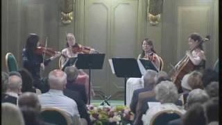 J. Brahms - Quartetto op. 67; Poco Allegretto con Variazioni