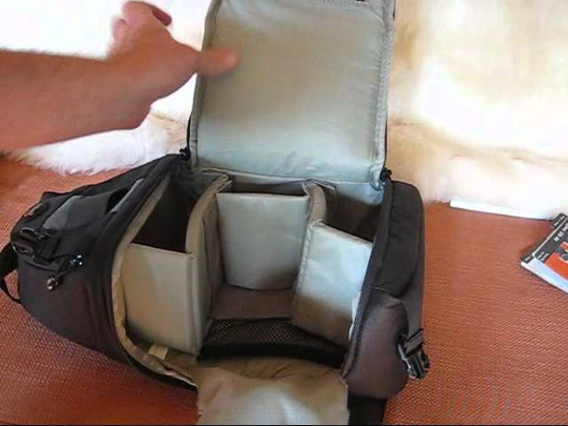 Lowepro Slingshot 100 Aw Review Youtube
