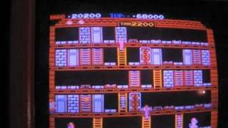 Nintendo Vs. Wrecking Crew Arcade Dualsystem Game