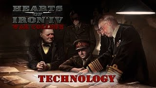 Hearts of Iron IV Technology Guide - War College 102