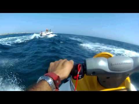 aventure jet ski djerba tunisie 2015