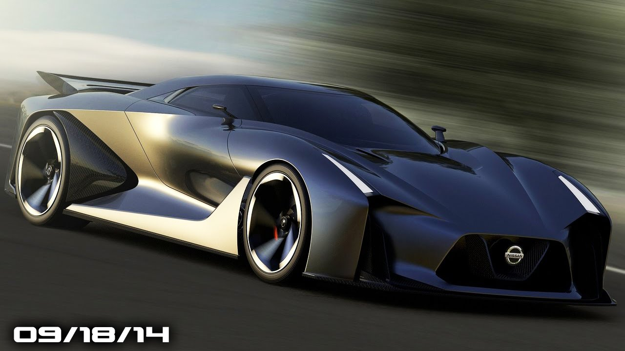 Next Nissan GT-R, Salt Water Supercar, 2015 Honda Civic ...