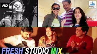 Fresh Studio Mix Official Video Happy Journey Marathi Songs Shalmali Kholgade