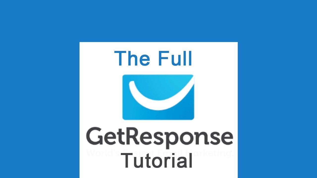 full getresponse tutorial for beginners bizanosa youtubefull getresponse tutorial for beginners bizanosa