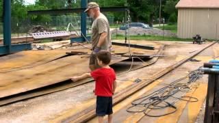Lofting For Origami Boat Building - Take 2