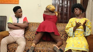 Twerking In An African Home (Mc Shem Comedian)