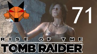 Let's Play Rise of the Tomb Raider [PC/Blind/1080P/60FPS] Part 71 - Return to Research Base
