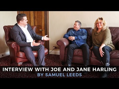How To Make £250,000 Profit Per Property Deal - Joe and Jane Harling