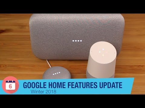 Google Home Features Update 3: Games/Trivia, bedtime stories, night mode
