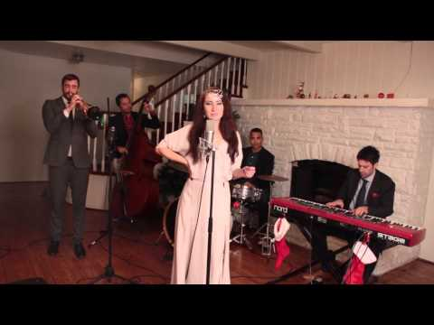 My Favorite Things - John Coltrane (Jazz Christmas Cover) (ft. Robyn Adele Anderson)