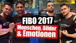 FIBO 2017 - Eine geile Zeit 💪 Fitness Vlog