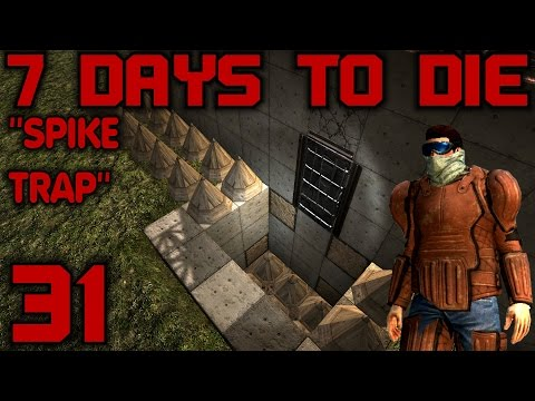 7 days to die how to get makancal parts ps4
