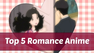 Top 5 Romance Anime [To Watch on a Date]