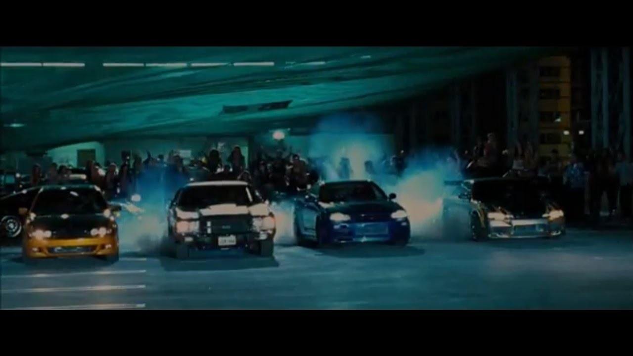 Fast And Furious 3 Full Movie >> Fast Furious 4 Race Scene - YouTube