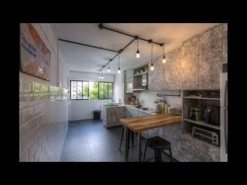 3 room hdb kitchen renovation design
