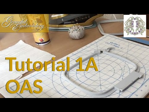 Tutorial 1A Outline alignment stitches