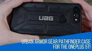 The Ultimate Protection For The OnePlus 5T (Urban Armor Gear Pathfinder)!