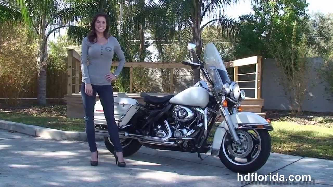 Motorcycles For Sale Chicago >> Used 2010 Harley Davidson Police Motorcycle For Sale Gainesville Fl