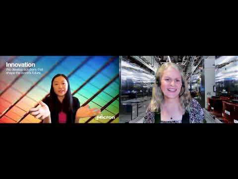 Thy Tran on Micron's 1-Alpha DRAM Process Technology