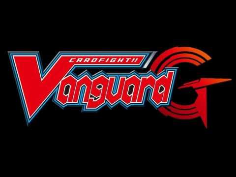 Cardfight!! Vanguard G Original Soundtrack Track 19 Fighting spirit