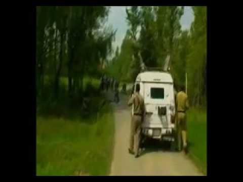 Burhan Wani Live Encounter from Kashmir valley.. Watch Video
