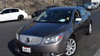 -SOLD- USED 2012 BUICK LACROSSE FWD TOURING Contact: (888)-573-3244 Stock: 8620