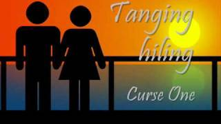 Video Tanging hiling - Curse One download MP3, 3GP, MP4, WEBM, AVI, FLV Desember 2017