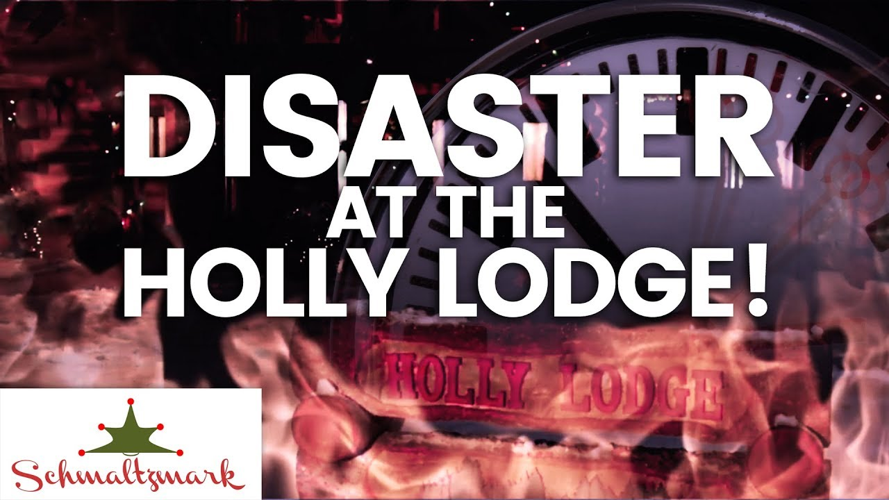 Christmas At Holly Lodge Cast.Lightning Review Christmas At Holly Lodge