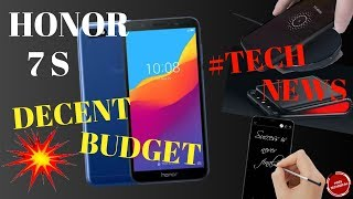 HONOR 7S FULL SPECS| MI MIX 3| LG Q STYLUS PLUS| WIRELESS CHARGER| FOLDABLE PHONE| REDMI NOTE 5 PRO