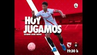 🚨 Sevilla Atlético   CF Talavera   🚨⚽ EN D RECTO