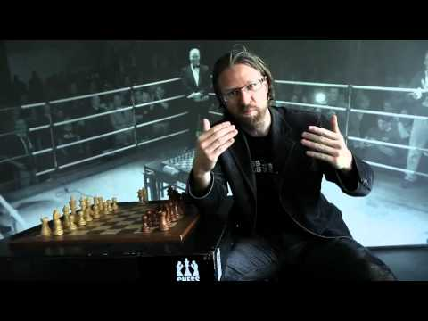 Chessboxing Message from Berlin for London