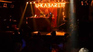 10052013 U-KABARETT Live Lady Maru